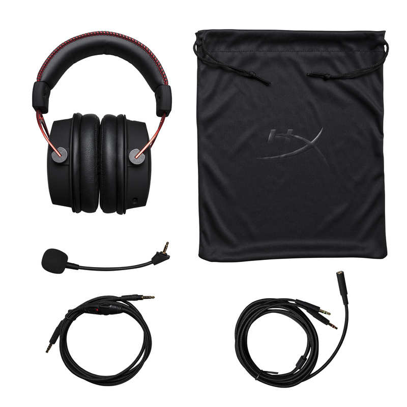 HyperX Headset Cloud Alpha